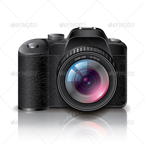 GraphicRiver Digital Photo Camera 6725209