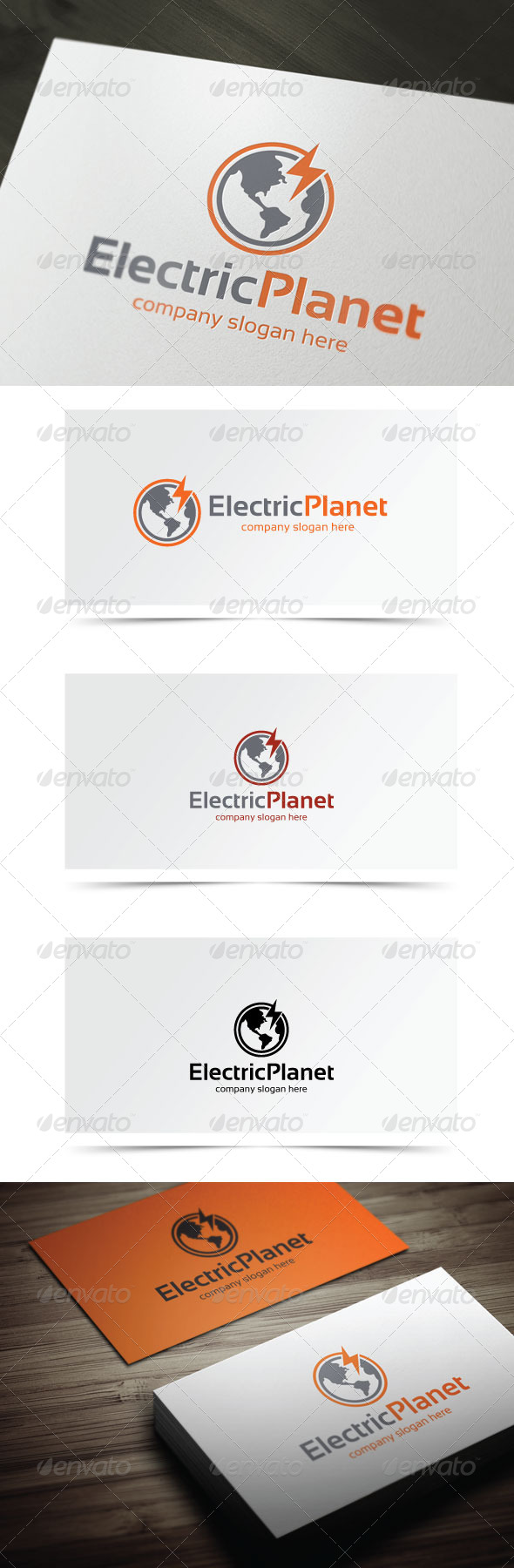 GraphicRiver Electric Planet 6726717