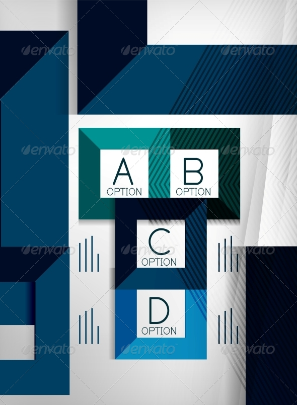 GraphicRiver Infographic Abstract Background 6731195