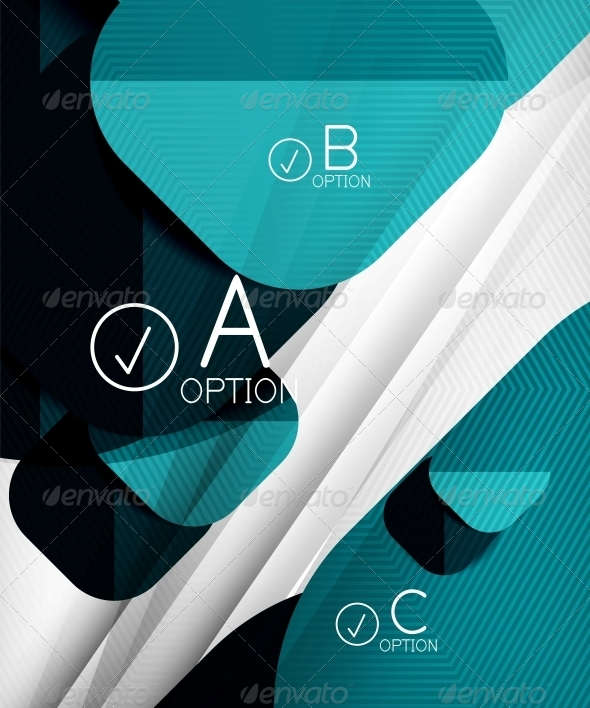 GraphicRiver Infographic Abstract Background 6731209