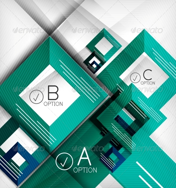 GraphicRiver Infographic Abstract Background 6731343