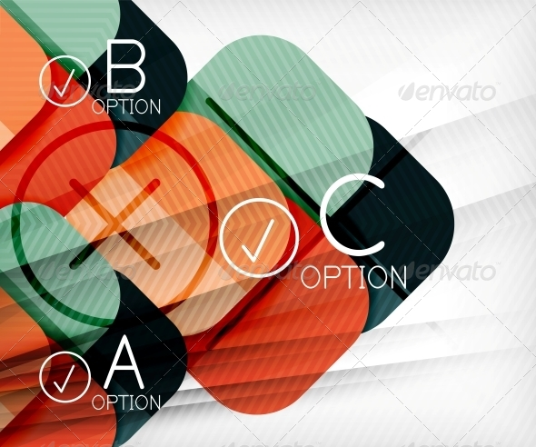 GraphicRiver Infographic Abstract Background 6731364