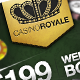 Casino Royale Web Banners - GraphicRiver Item for Sale
