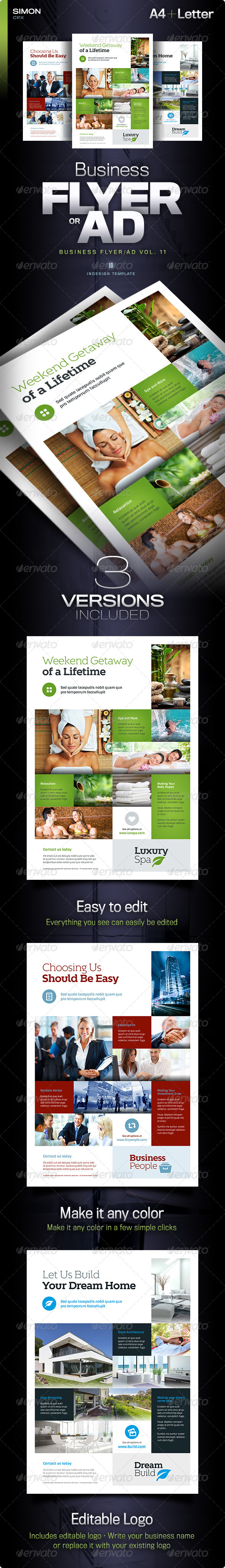 GraphicRiver Business Flyer Ad Vol 11 6733440
