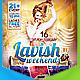 Lavish Weekends Flyer - GraphicRiver Item for Sale