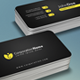 Corporate Business Card 4 - GraphicRiver Item for Sale