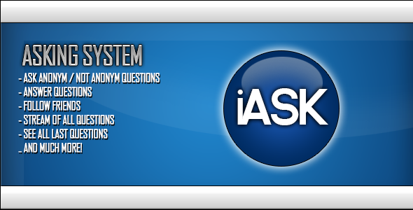 CodeCanyon Ask & Answer Social networking script 6737145