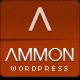 Ammon Theme for WordPress