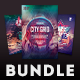 City Party Flyer Bundle Vol.03 - GraphicRiver Item for Sale