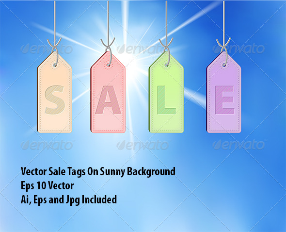 GraphicRiver Sale Tags 6720618