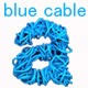 Blue Cable Alphabet Lowercase - VideoHive Item for Sale
