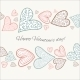 Happy Valentines Day Card. - GraphicRiver Item for Sale
