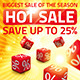 Sale Poster - GraphicRiver Item for Sale