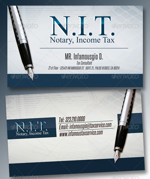 GraphicRiver Income Tax 3 6740304