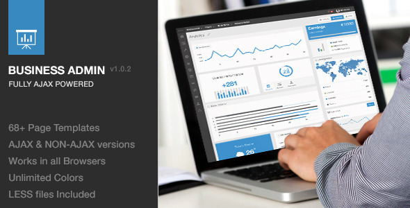 Business Admin Template - Admin Templates Site Templates