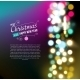 Christmas Background with Bokeh Lights. - GraphicRiver Item for Sale