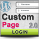 WordPress Custom Login Theme Page - CodeCanyon Item for Sale