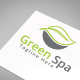 Green Spa Logo Template - GraphicRiver Item for Sale