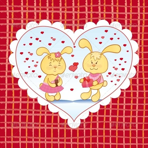 GraphicRiver Vector Illustration to Valentine s Day 6752450