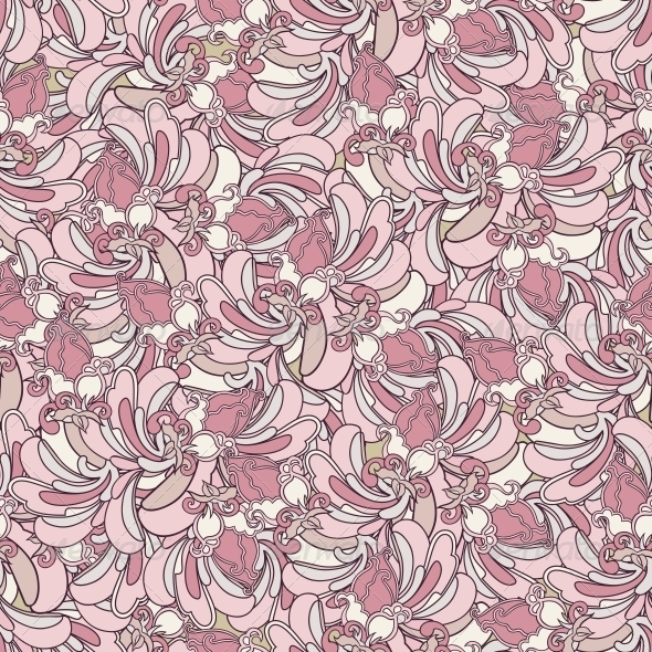 GraphicRiver Pink Seamless Pattern 6752469