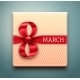 Gift for 8 March - GraphicRiver Item for Sale