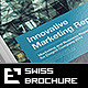 Swiss Design Marketing Report - Dsignd v2 - GraphicRiver Item for Sale