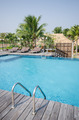 Swimming pool in tropical style resort - PhotoDune Item for Sale