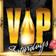 V.I.P. Party Flyer Template - GraphicRiver Item for Sale