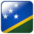 Glossy icon with flag of Solomon Islands - PhotoDune Item for Sale
