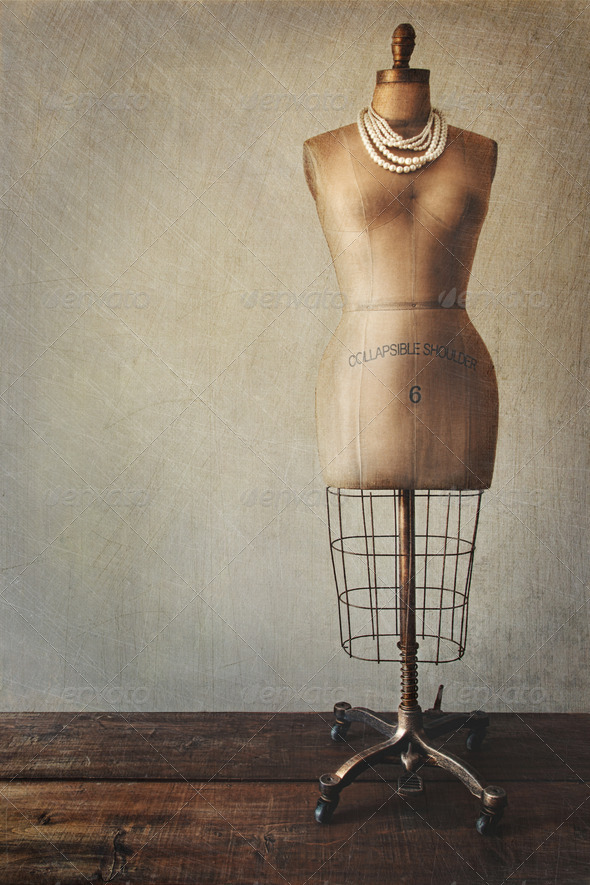vintage mannequin dress form - Dress Yp