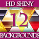 Set of Beautiful Shiny Triangular Backgrounds. - GraphicRiver Item for Sale