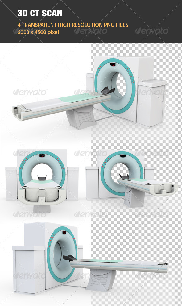 GraphicRiver 3D CT Scan 6763096