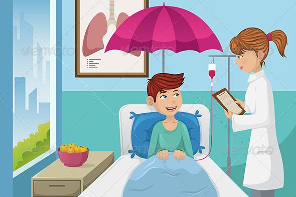 GraphicRiver Health Insurance Concept 6764765