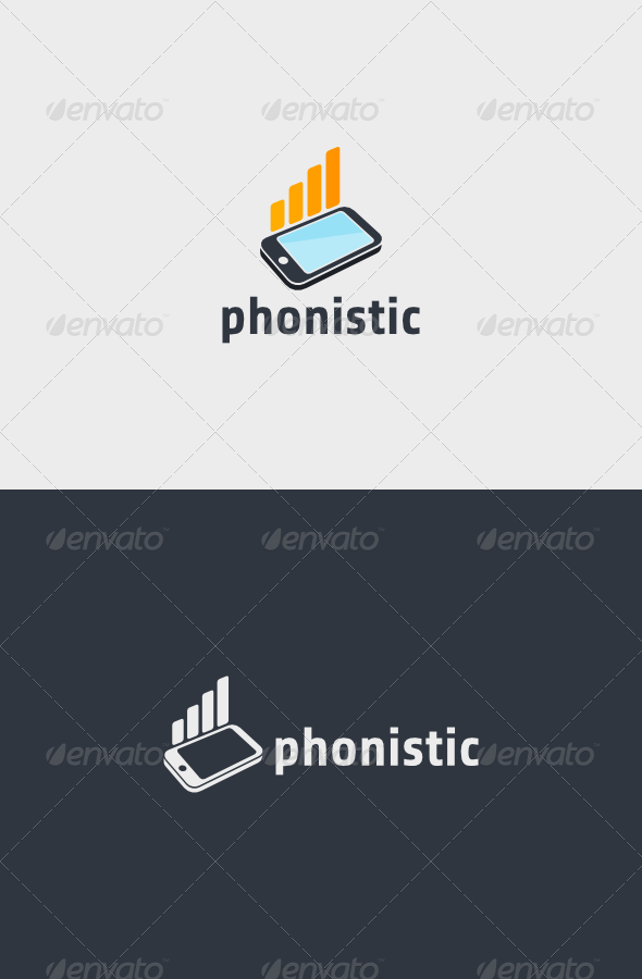 GraphicRiver Phonistic Logo 6766333