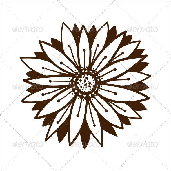 GraphicRiver Abstract Flower 6767436