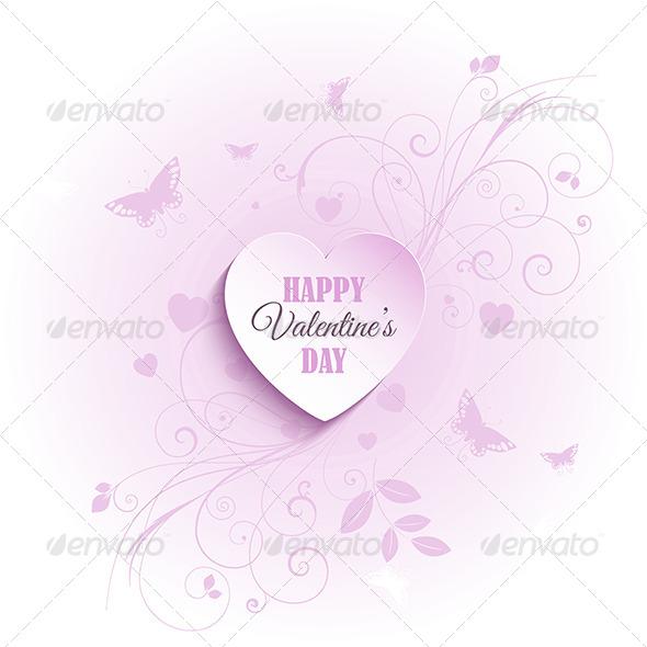 GraphicRiver Valentine s Day Background 6767461