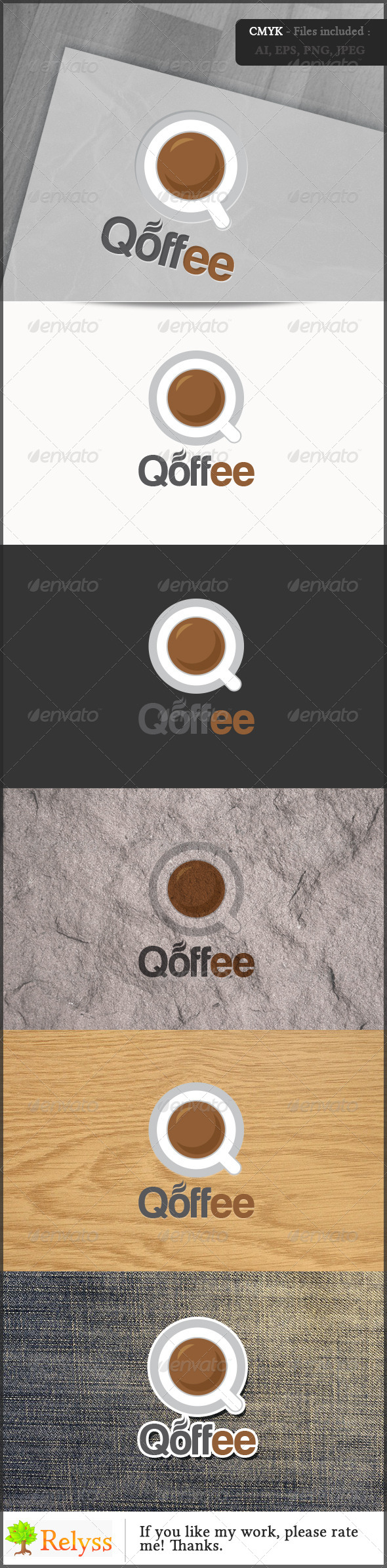 GraphicRiver Qoffee 6767500