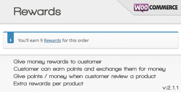Loyalty Rewards for WooCommerce - CodeCanyon Item for Sale