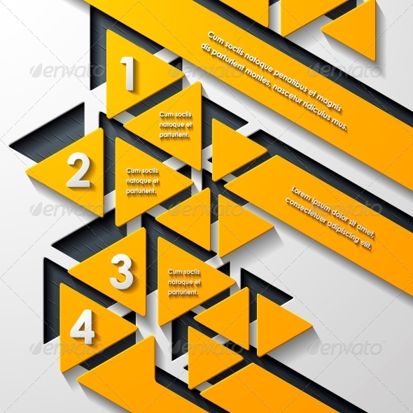 GraphicRiver Modern Infographic 6767960