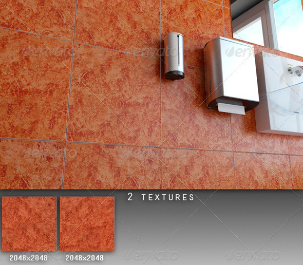 Professional Ceramic Tile Collection C075 - 3DOcean Item for Sale