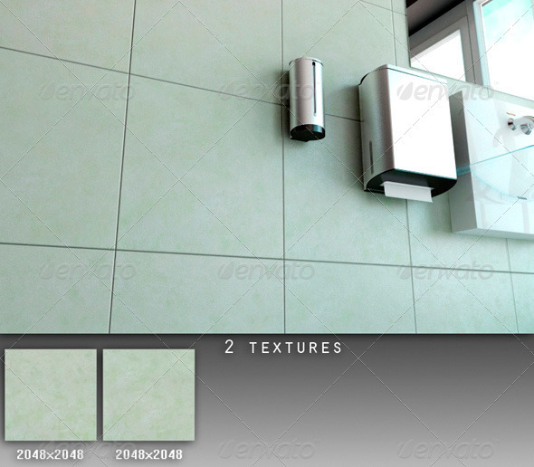 Professional Ceramic Tile Collection C078 - 3DOcean Item for Sale
