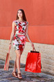 Young Woman with Shopping Bags - PhotoDune Item for Sale