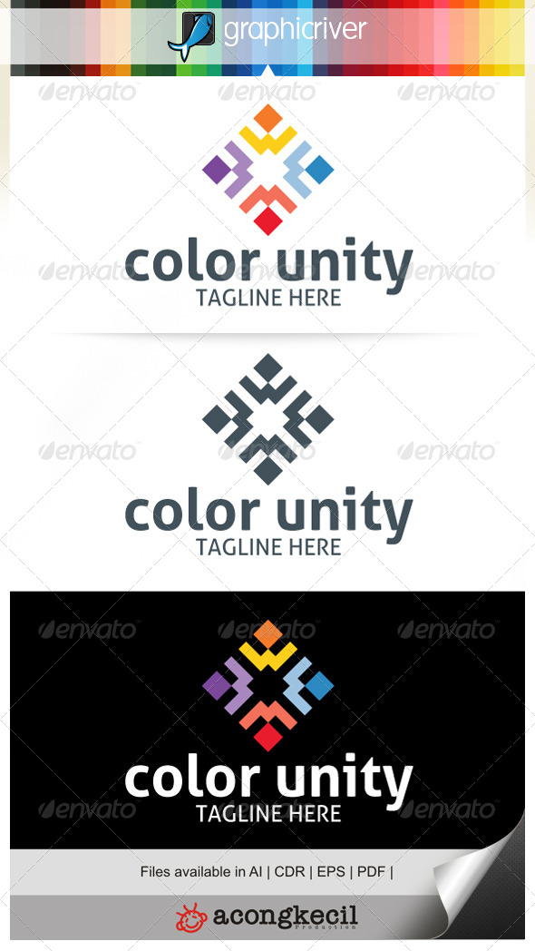 GraphicRiver Color Unity V.2 6773100