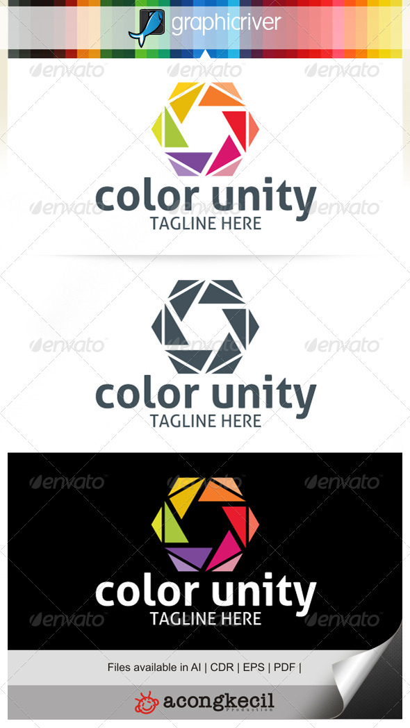 GraphicRiver Color Unity V.3 6773110