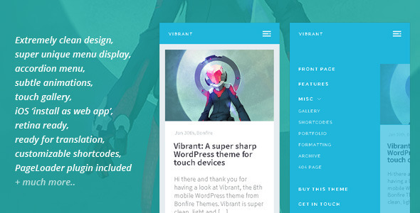 Best WordPress Mobile Themes