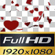 Falling Valentine Hearts Mini - VideoHive Item for Sale