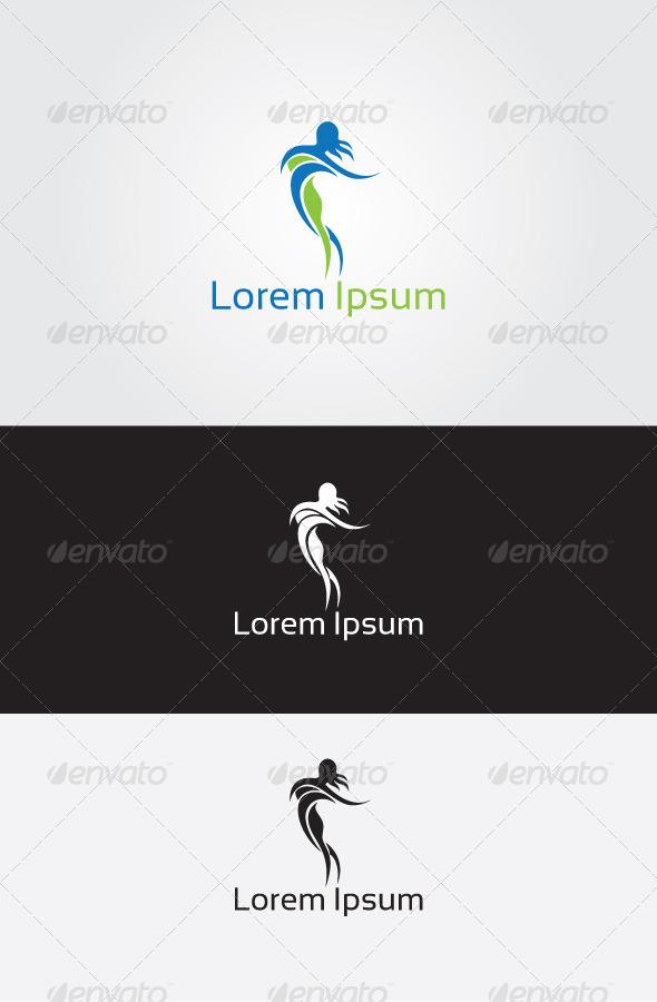 GraphicRiver Spa Wellness Logo 6775696