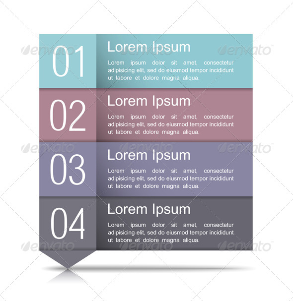 GraphicRiver Infographics Design Template 6776215