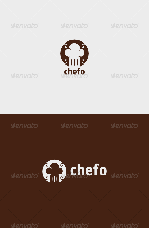 GraphicRiver Chef Cook ing Logo 6776403