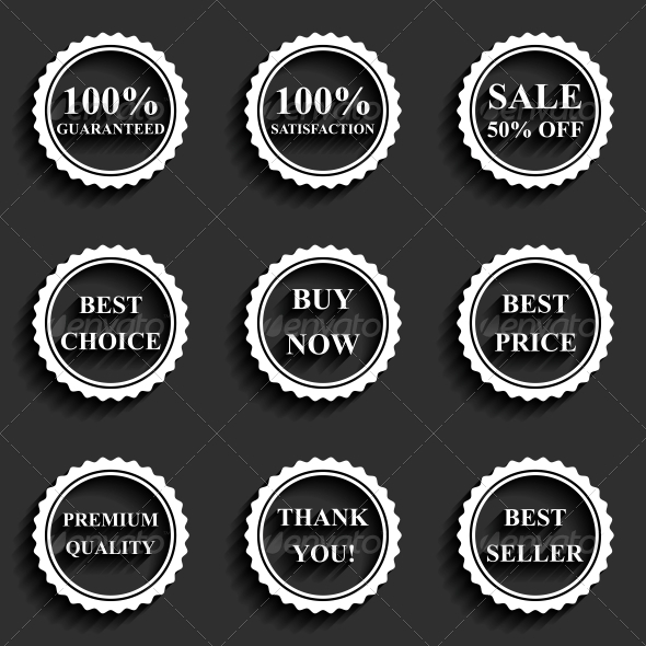 GraphicRiver Sale Icons 6776571